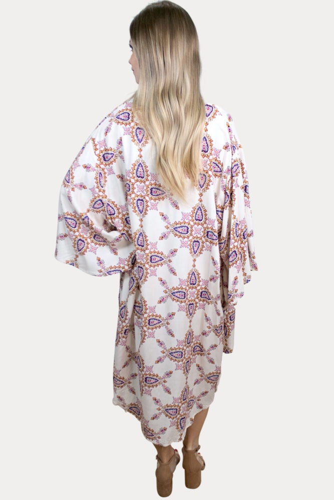 festival maternity kimono