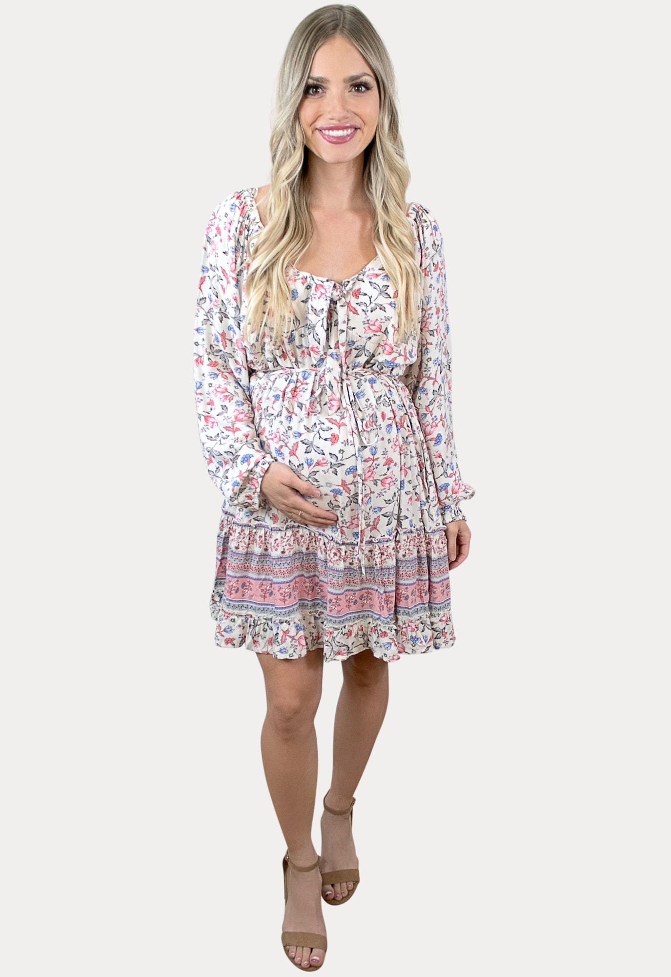 babydoll pregnancy dress