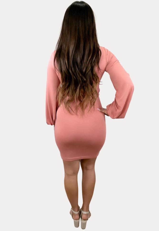 sweetheart maternity bodycon dress
