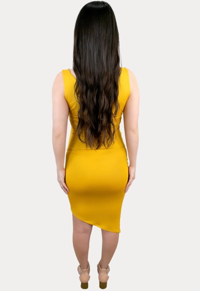 form fitting maternity dress