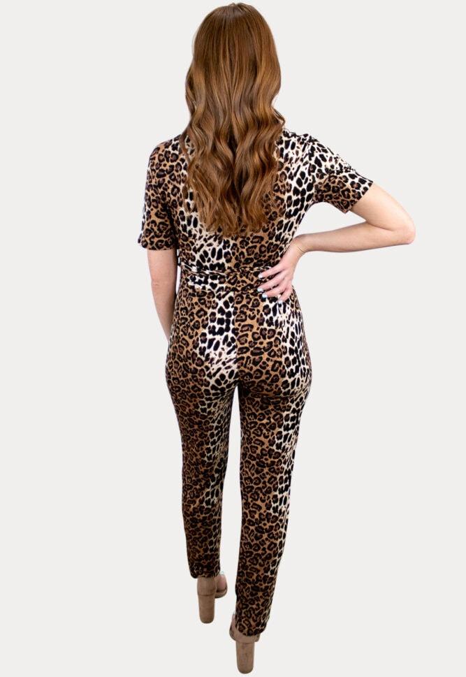 print pregnancy jumpsuit