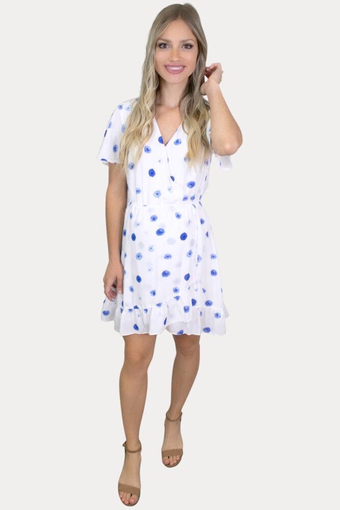 polka dot pregnancy mini