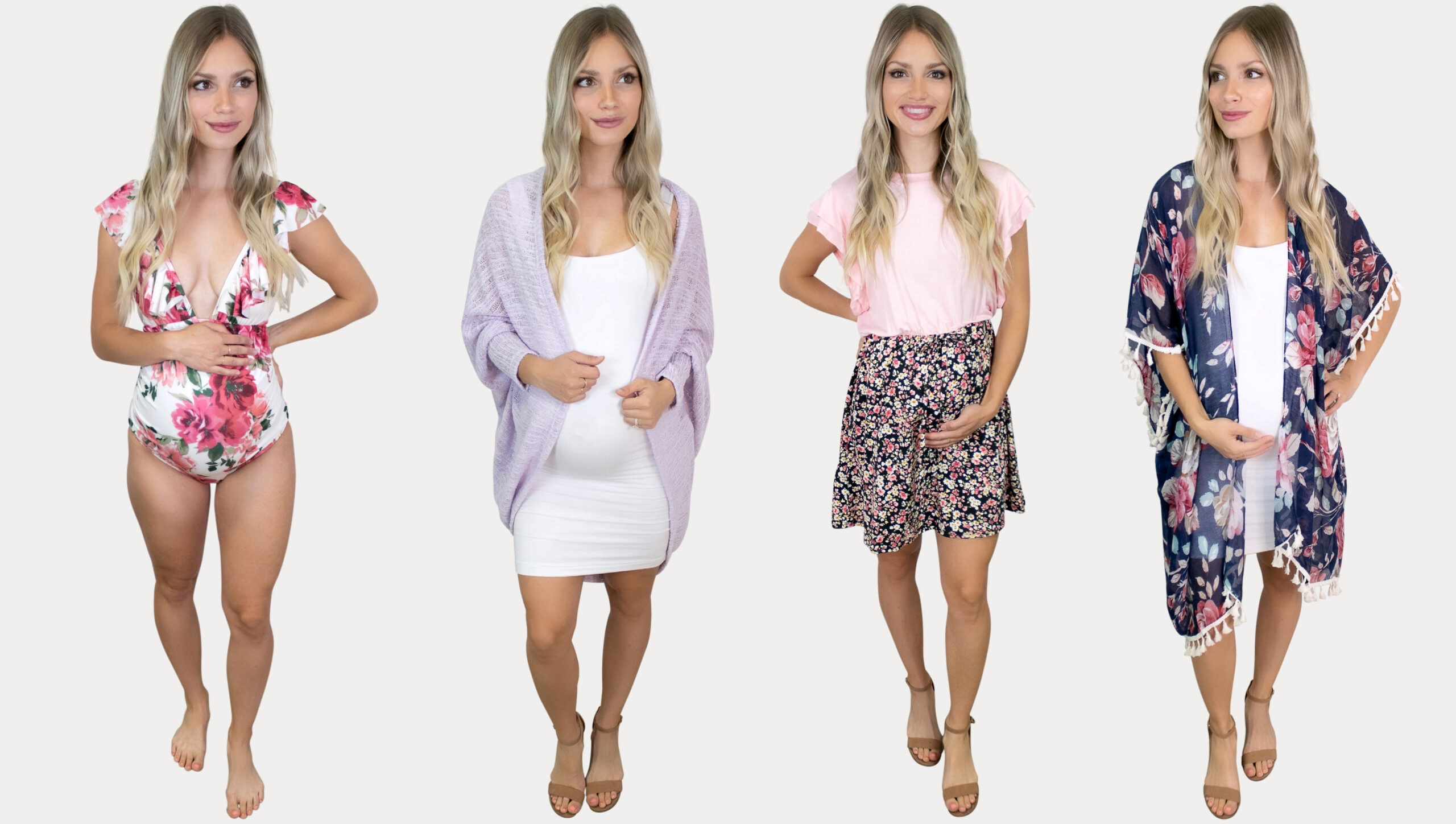 summer and fall maternity styles